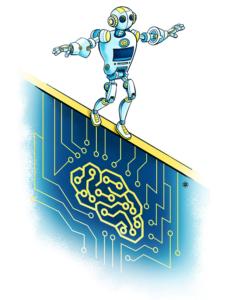 la ética de la Inteligencia Artificial...uncamino interesante.